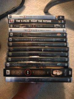 The X Files series