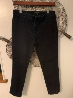 Banana Republic capri pants- size 4