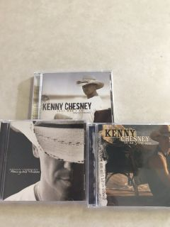 Kenny Cheney CDs
