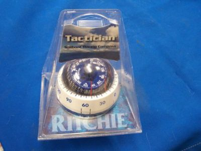 Find Ritchie Tactitian Sailboat Racing Compass motorcycle in San Pedro, California, United States, for US $60.00