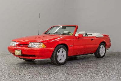 1992 Ford Mustang LX Summer Ed
