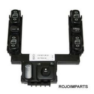 Find Mercedes C230 C280 E300D E320 E430 E55 Window Control Switch OE motorcycle in Fort Lauderdale, Florida, US, for US $315.75