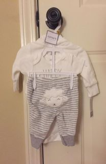 NWT carters outfit sz NB