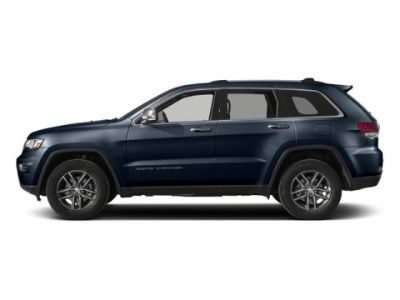 2018 Jeep Grand Cherokee Limited (True Blue Pearlcoat)