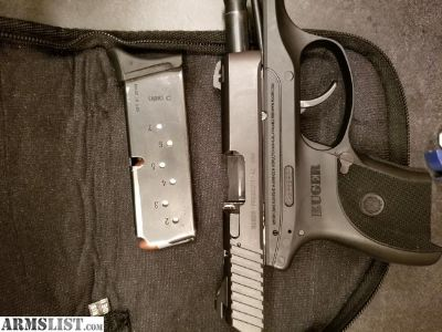 For Sale/Trade: Ruger lc9