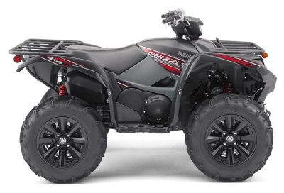 2019 Yamaha Grizzly EPS SE Utility ATVs Fond Du Lac, WI