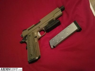 For Sale: Sig Sauer Scorpion 1911 .45
