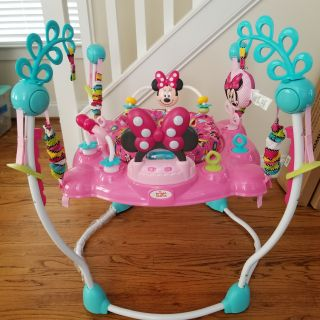 Disney Baby Activity Bouncer