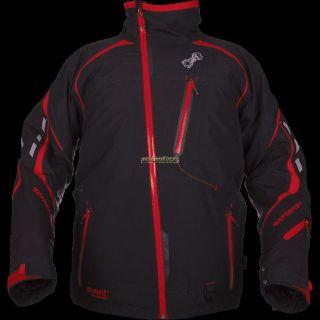 Sell Motorfist Mens Redline Jacket - Black/Red motorcycle in Sauk Centre, Minnesota, United States, for US $379.99