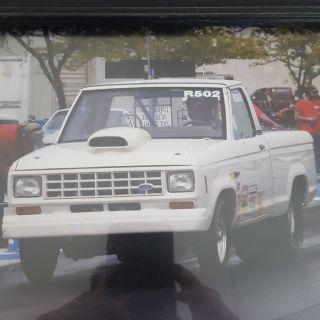 Ranger Drag Truck