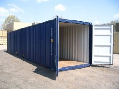 Cargo Worthy Storage Shipping Containers