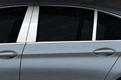 Find SES Trims TI-P-181 04-08 BMW 5-Series Door Pillar Posts Window Covers Trim 6 Pcs motorcycle in Bowie, Maryland, US, for US $70.20