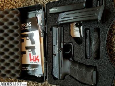 For Sale: HK H&K P30 9mm