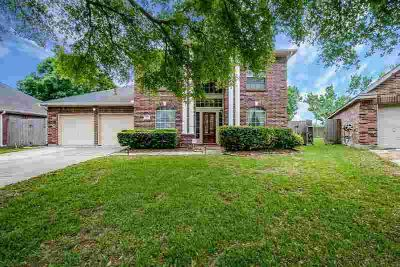 10815 Shell Creek Court Houston Four BR, Beautiful two story by