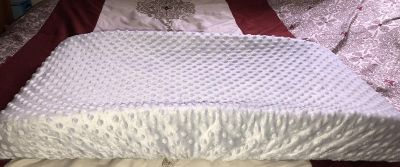Baby Changing Table Pad with Cover
