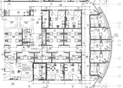 Coordinated 2D Shop Drawings - Silicon Engineering Consultants LLC