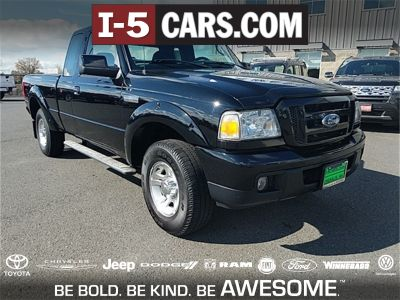 2007 Ford Ranger XL (Black Clearcoat)