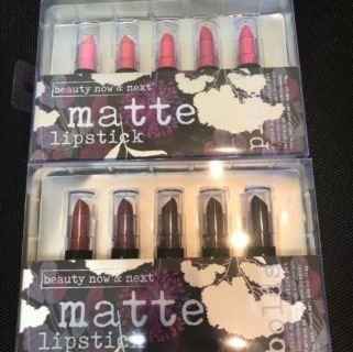 Bundle Set 10 Matte Lipsticks NIB NWT NEW