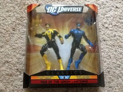 DC Universe Double Lantern Set