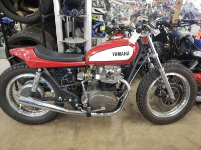 1977 Yamaha 650 Cruiser Motorcycles Forest View, IL