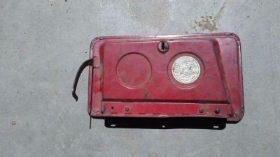 Find 1968 firebird glovebox door motorcycle in Littleton, Colorado, United States, for US $100.00
