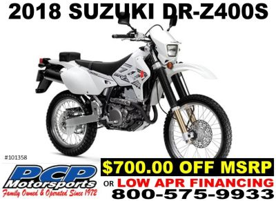 2018 Suzuki DR-Z400S Dual Purpose Motorcycles Sacramento, CA