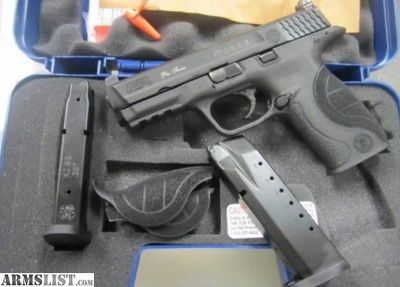 For Sale: S&w m&p pro series