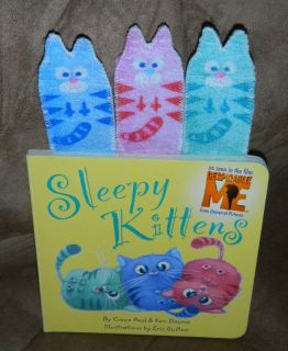 Sleepy Kittens Despicable Me Board Book Kitty Cat