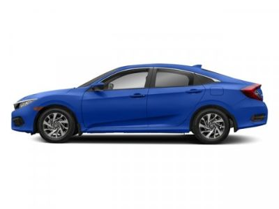 2018 Honda CIVIC SEDAN EX (Aegean Blue Metallic)
