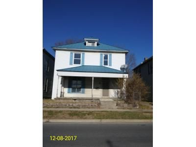 4 Bed 1 Bath Foreclosure Property in Logansport, IN 46947 - W Market St