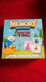 LN Adventure Time Memory Game $8