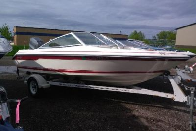 1989 Sea Ray 160 BOW RIDER