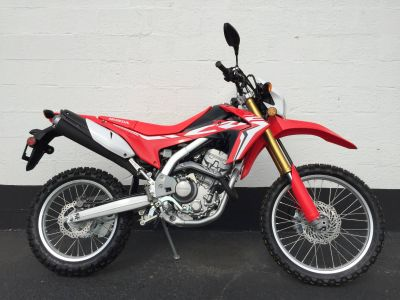 2018 Honda CRF250L ABS Dual Purpose Motorcycles Aurora, IL