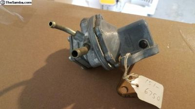 72-74 fuel pump