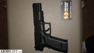 For Sale: Like new Springfield XD 45 tactical