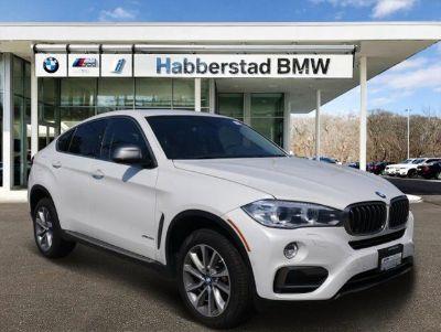 2015 BMW X6 AWD 4dr xDrive35i (mineral white metallic)