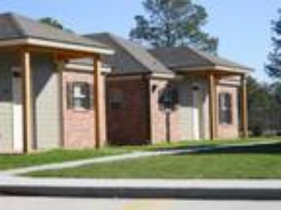 Cypress Trails Apartment Homes - Two BR/Two BA Floor Plan