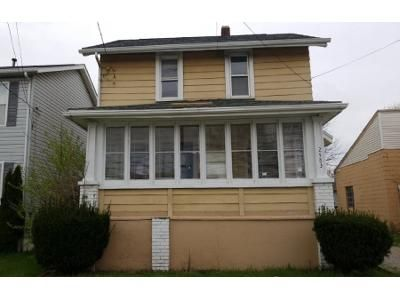 3 Bed 1 Bath Foreclosure Property in Akron, OH 44312 - Triplett Blvd