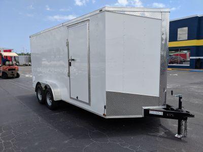 2019 Lark VT7X16TA Extra Tall Cargo Trailers Fort Pierce, FL