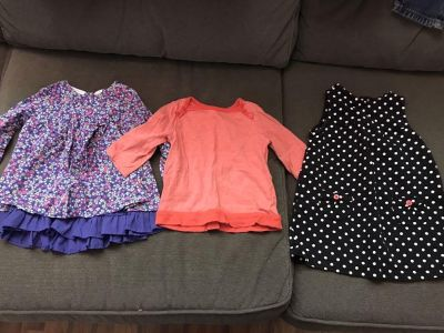 18 month tops