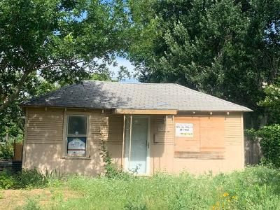 2 Bed 1 Bath Foreclosure Property in Lawton, OK 73501 - SW 14th St