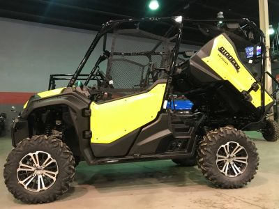2018 Honda Pioneer 1000-5 Deluxe Side x Side Utility Vehicles Brilliant, OH