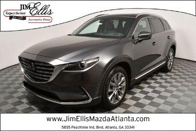 2019 Mazda CX-9 Grand Touring (Machine Gray)