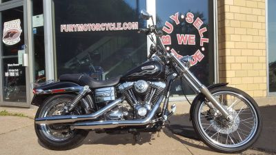 2006 Harley-Davidson Dyna Wide Glide Cruiser Motorcycles South Saint Paul, MN