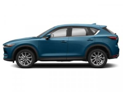 2019 Mazda CX-5 Grand Touring Reserve (Eternal Blue Mica)
