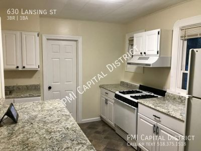 Clean, Cozy 3 Bedroom House w/ Internet & Off Street Parking