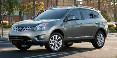 2015 Nissan Rogue S (Frosted Steel)