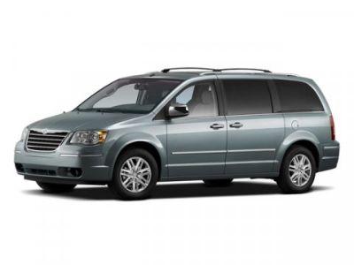 2009 Chrysler Town & Country LX (Stone White)