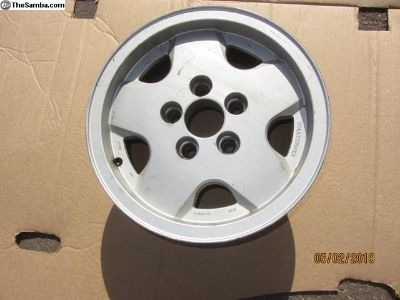 vanagon alloy wheel
