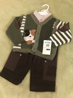 New Fall outfit. Size 12 months